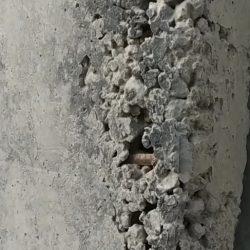 Penyebab Honeycomb Pada Beton