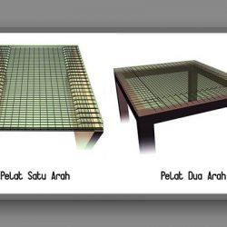 Perbedaan One way slab dan two way slab