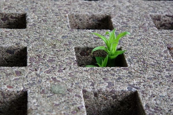materi beton hijau atau green concrete